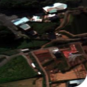 土地被覆分類マップ -有人機-
